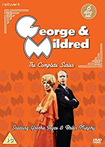 George And Mildred: The Complete Series [DVD] [UK Import]