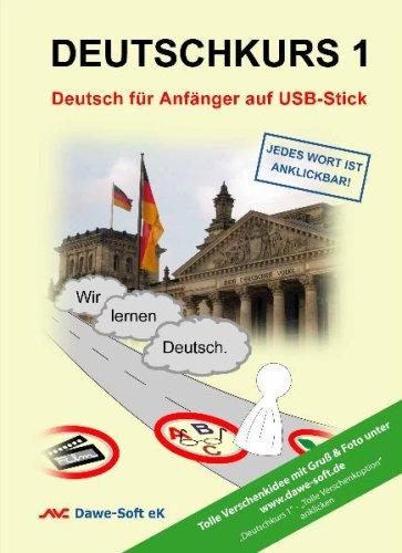Deutschkurs 1: Deutsch als Fremdsprache für Anfänger