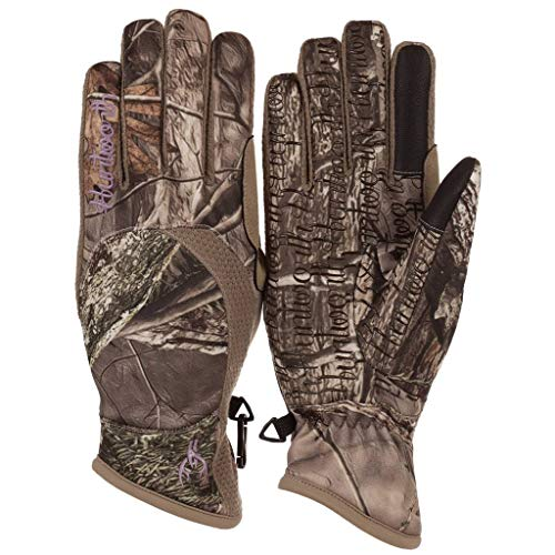 5f479447 HUNTWORTH Women's Ladies Stealth Hunting Glove Hidden, Medium