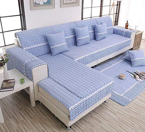 Zzy Ganzjahres Multi-Size Baumwolle möbel beschützer und slipcover für Haustiere, Kinder, Hunde-1 stück -D 90x240cm(35x94inch)