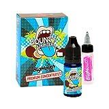Big Mouth Classical Aromakonzentrat (zum Mischen mit Basisliquid für e-Liquid, 0,0 mg Nikotin) Bounty Hunter, 10 ml