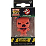 Funko - Porte Clé Ghostbusters- Angry Stay Puft Pocket Pop 4cm - 0889698106061