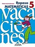 Repaso matemáticas 5 con soluciones (3º primaria) - 9788466705431