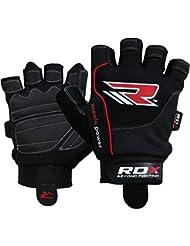 RDX Gants de Musculation Entrainement Fitness Gym Halterophilie Gymnastique Exercice Gloves
