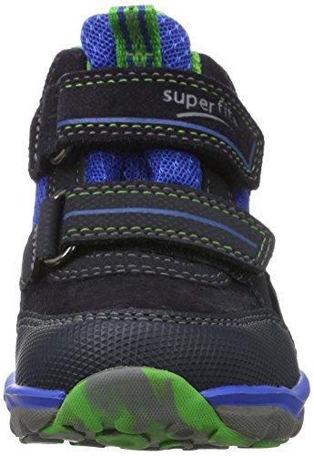 Superfit - Sport5, Pantofole a Stivaletto Bambino Blau (Ocean Multi)