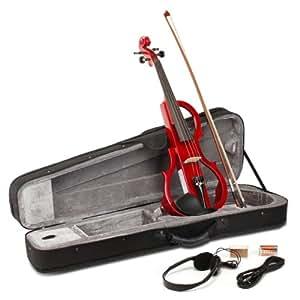 Antoine Sonnet EV2 RD Set violon électrique