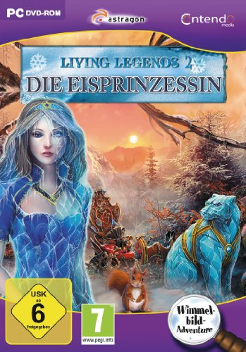 Living Legends 2 Die Eisprinzessin