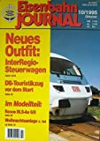 Eisenbahn Journal 10/1995 InterRegio-Steuerwagen,DB-Touristikzug ...