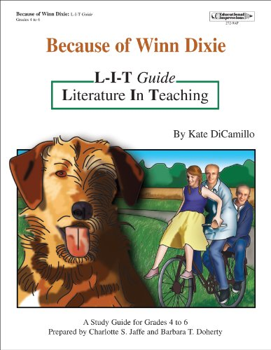 because-of-winn-dixie-literature-guide