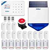 KERUI W18 Wireless Smart Security Burglar Home Alarm System-WIFI GSM Auto Dial DIY