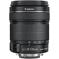 Canon Objectif EF-S 18-135 mm f/3,5-5,6 STM