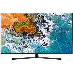 Samsung NU7409 108 cm (43 Zoll) LED Fernseher (Ultra HD, HDR, Triple Tuner, Smart TV) [Modelljahr 2018]