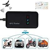 Mbuynow Localizzatore GPS Tracker Antifurto Auto GPS Tracciamento...