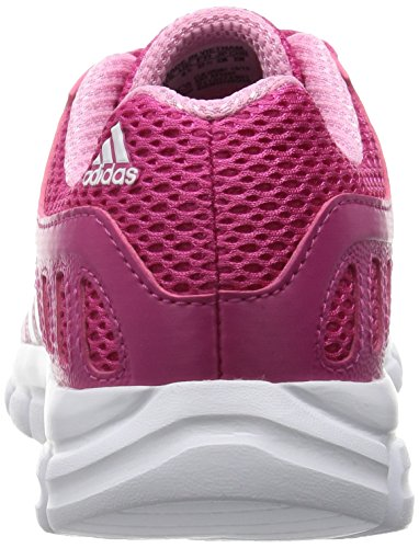 adidas Breeze 101 2, Chaussures de Running Compétition Femme Pink (Eqt Pink S16/Ftwr White/Semi Pink Glow S16)