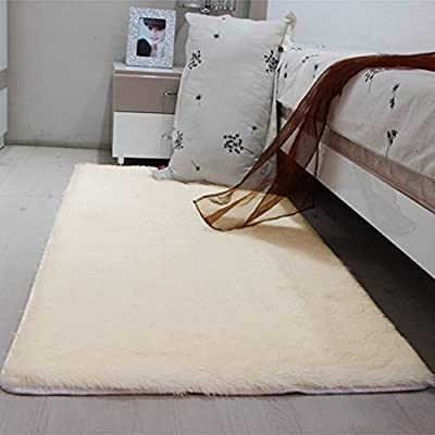 MultiWare Shaggy Rugs For Living Room Carpet Bedroom - inexpensive UK light store.