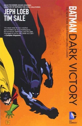 Batman: Dark Victory (new edition) by Jeph Loeb (2014-02-18)