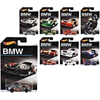 Hot Wheels Vehículos colección BMW surtidos (Mattel DJM79)