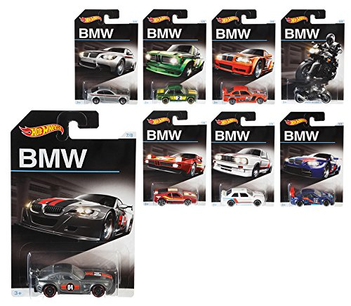 Hot Wheels BMW Anniversary Toy