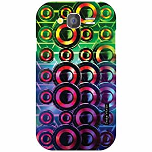 Design Worlds Back Cover For Samsung Galaxy Grand I9082 - Multicolor