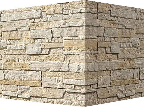 JDSJFKLS Gartenmöbel und -möbel Polyurethan-Formen Modelljahr Für Beton Stein Stein Zement Fliesen Dekorative Wandformen -