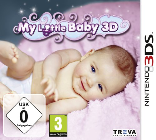 My Little Baby 3D - [Nintendo 3DS]