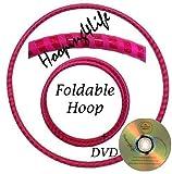 Hooping4Life Faltbarer holografisch Rosa