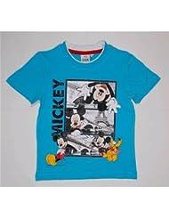Camiseta camiseta Mickey Mouse Verano Niño Disney 3/8años–oe1308/1