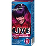 Schwarzkopf Live Ultra Brights oder Pastell Rainbow fügt 110 Sunburst Collection.