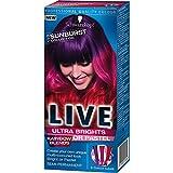 Schwarzkopf Live Ultra Brights oder Pastell Rainbow fügt 110Sunburst Collection.
