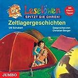Zeltlagergeschichten, Audio-CD