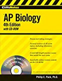 CliffsNotes AP Biology with CD-ROM, Fourth Edition