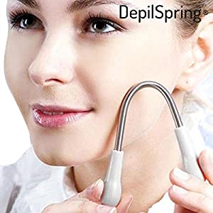 Gesichtshaarentfernung für Damen, leicht zu transportieren
