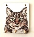 Best Mamá nunca placas - Marrón Tabby gato amante regalo–Reino Unido artista Christine Review