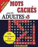 Telecharger Livres MOTS CACHES pour les ADULTES 3 (PDF,EPUB,MOBI) gratuits en Francaise