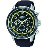 Lorus Reloj Cronógrafo para Hombre de Cuarzo con Correa en Caucho RT319DX9