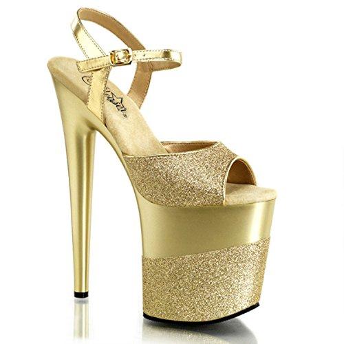 Oro Gold col Scarpe Perfect Gold tacco Heels donna TYXxqz