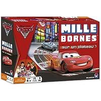 Dujardin - 59009 - Jeu de société - 1000 Bornes - Cars 2 - Plateau