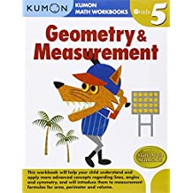Grade 5 Geometry and Measurement (Kumon Math Workbooks Grade 5)