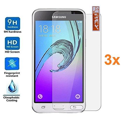 Electrónica Rey 3X Protector Pantalla Samsung Galaxy