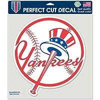 "New York Yankees Die-Cut Decal - 8""x8"" Color Prime"