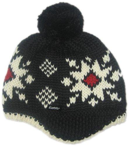 Eisbär Korda Bonnet pour enfant Noir
