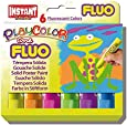 Playcolor 10431 10 g Flu One Solid Poster Paint Stick (Pack of 6)