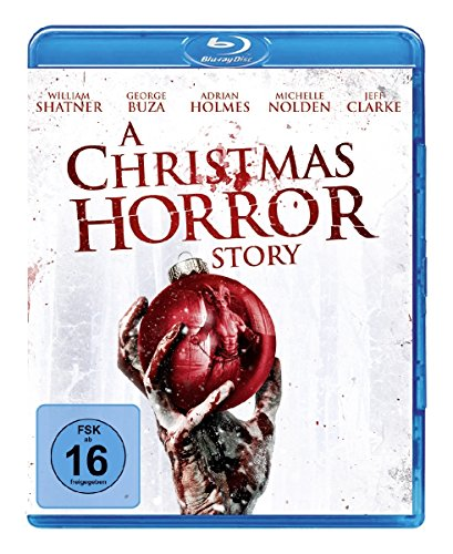 A Christmas Film-dvd Story (A Christmas Horror Story [Blu-ray])