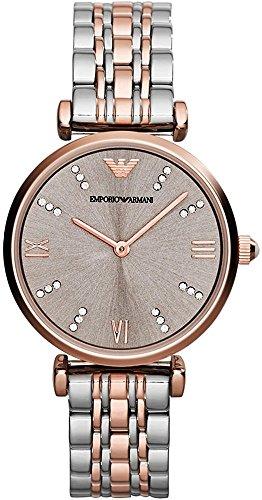 Armani Reloj de pulsera AR1840 Color cobre Mujer