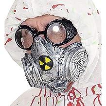WIDMANN vd-wdm00831 máscara de gas, color gris, talla única
