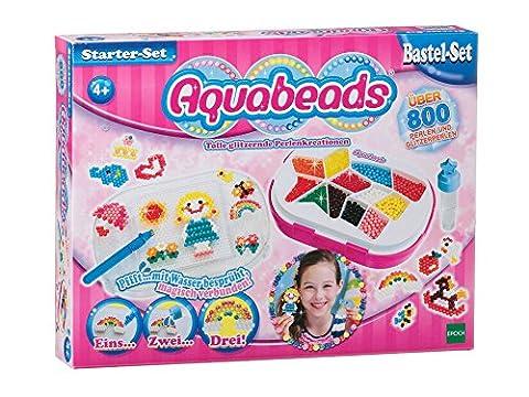 Aquabeads 79308 - Kinder Bastelset - Starter-Set - Bambini Perline