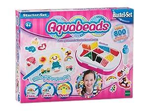 Aquabeads 79308 – Kinder Bastelset – Starter-Set