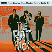 The Rat Pack - Live and Cool by The Rat Pack (2012-07-24)