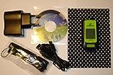 Neue Version G-PORTER GP-102+ (Grün) mit Netzteil (110-240V) GPS Handgerät Tracker Outdoor Geochaching Wandern Logger multifunktionsgerät - 2