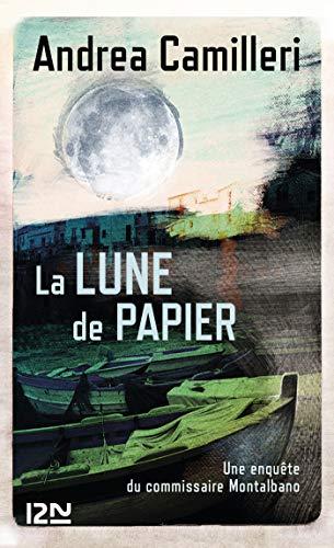 La lune de papier par Andrea CAMILLERI